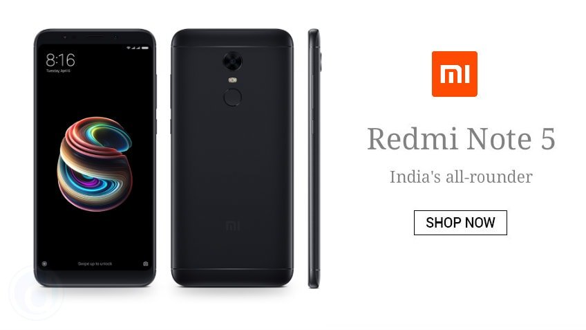 Redmi Note 5 Black