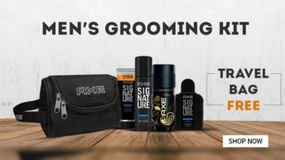 AXE Grooming Kit