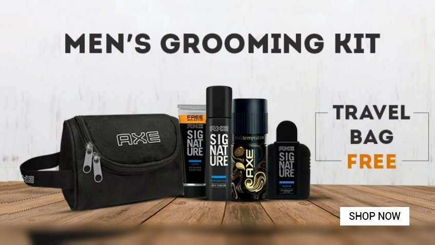 AXE Grooming Kit