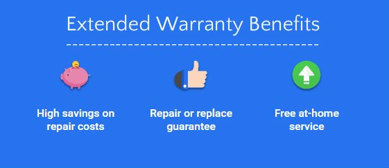 extended warranty benefit