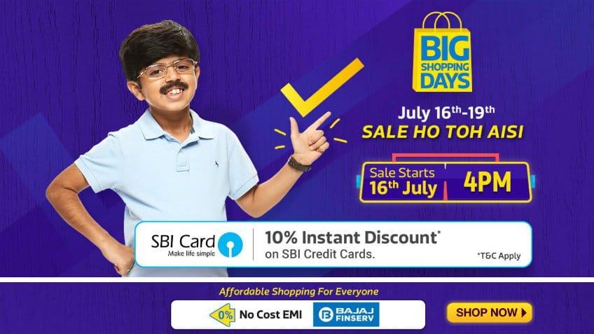 Big Shopping Days 16 July