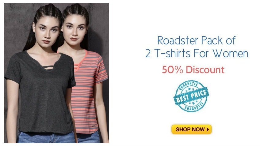 Roadster Women T-shirts