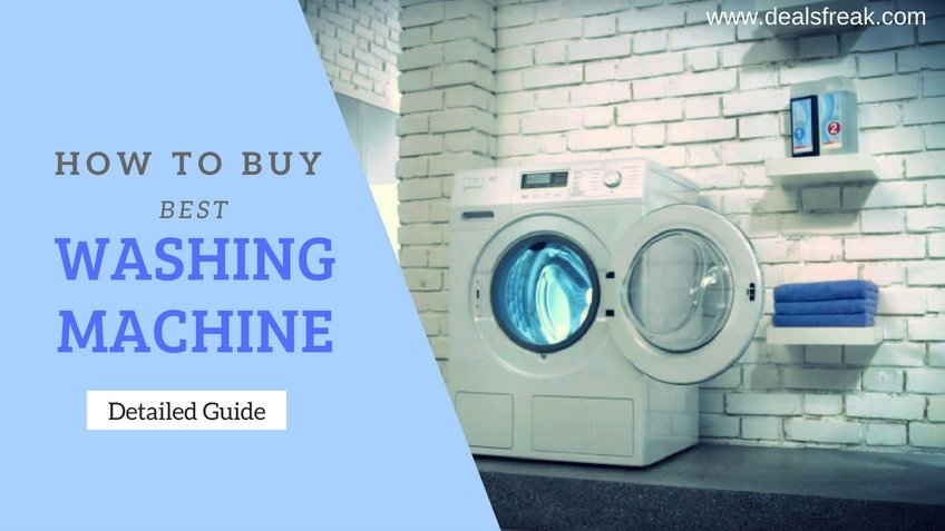 Washing Maching Buying Guide