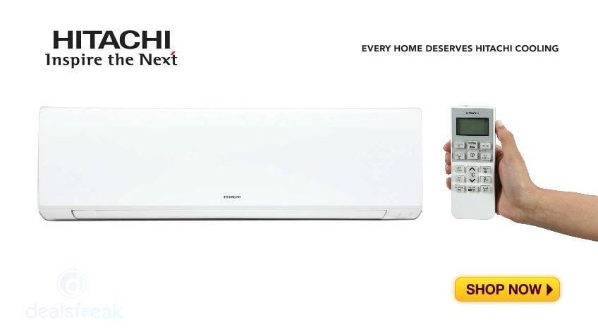 Hitachi Wifi AC