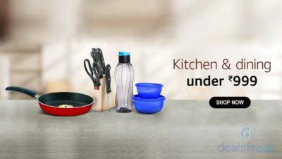 Diwali Offer on Kitchen and dining