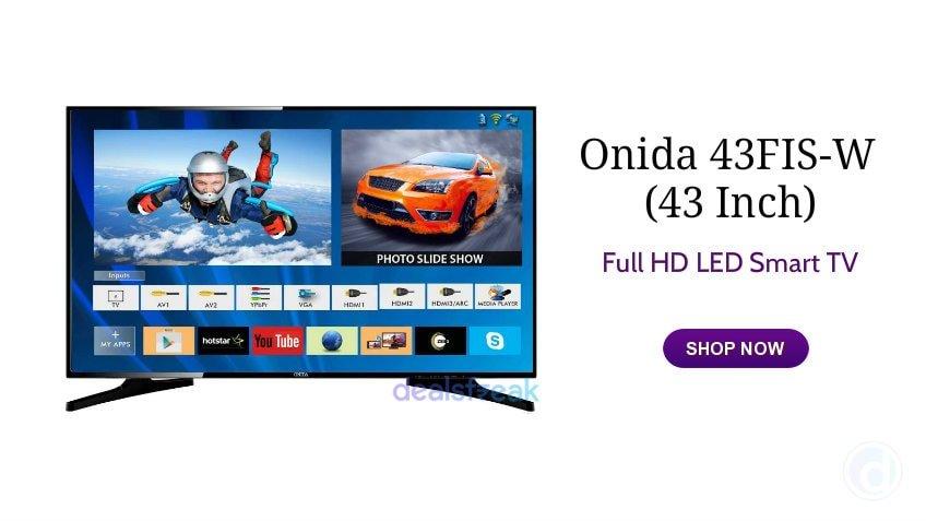 Onida 43FIS-W