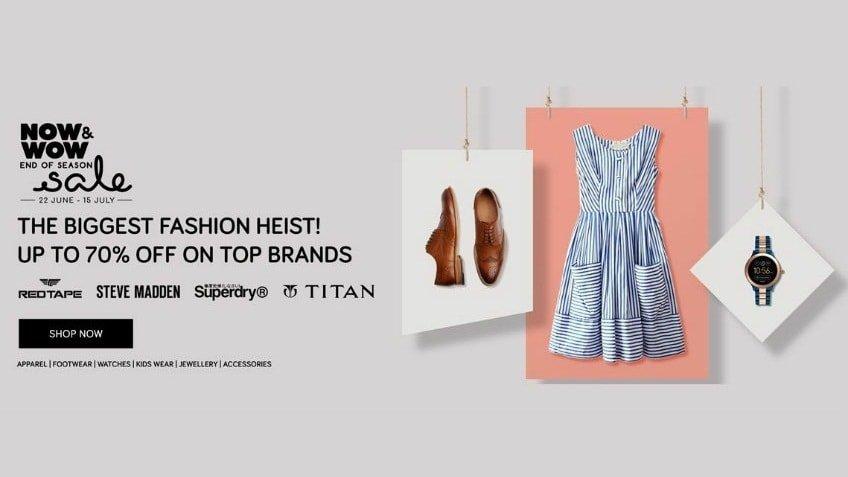 tata cliq fashion sale featured