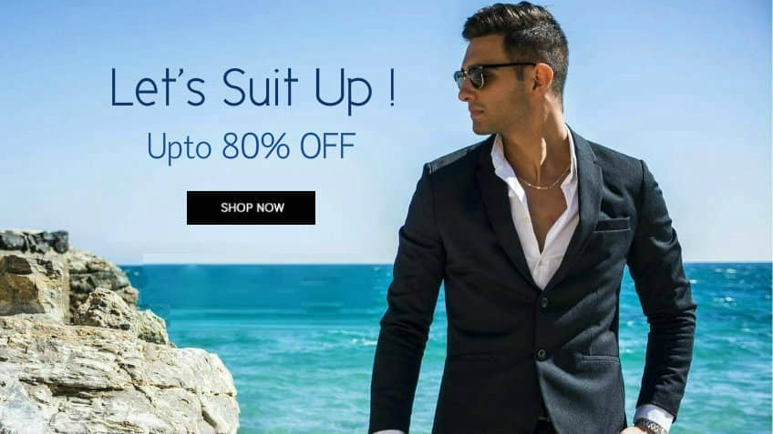 f5d9b0e673 Blazers for Men – Buy Mens Suits Online in India (Upto 80% OFF)
