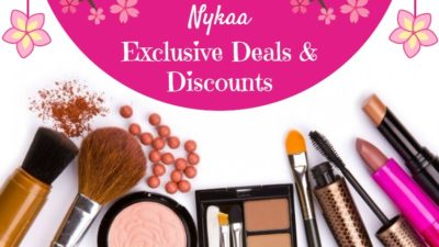 nykaa offers