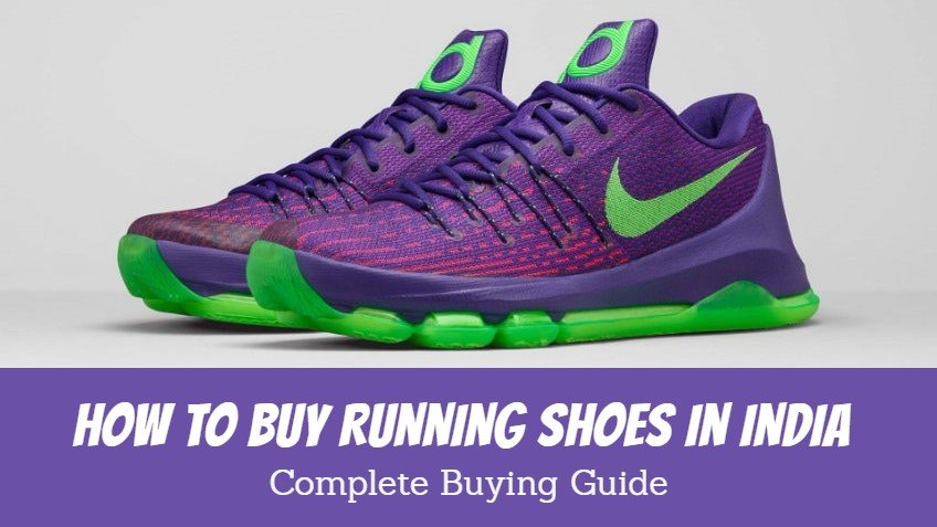running shoes buying guide image