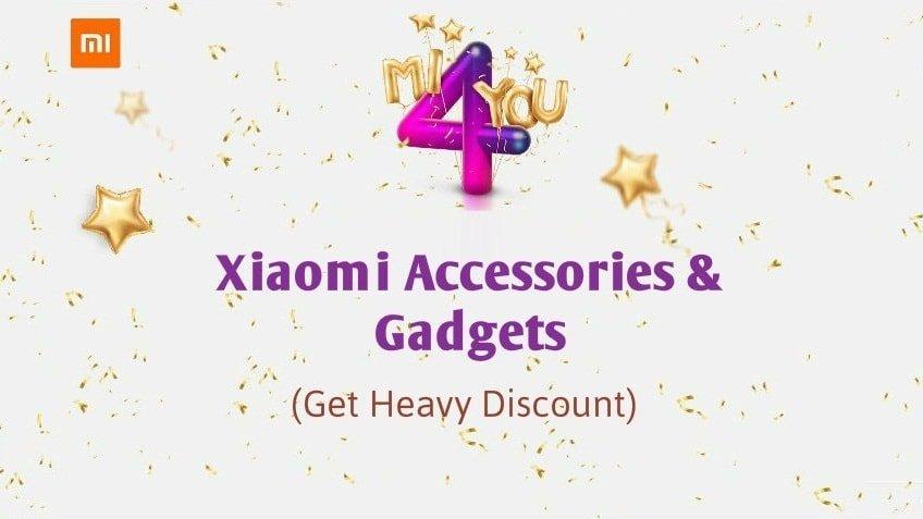 xiaomi accessories deal