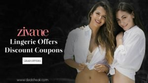 zivame discount offers and coupons
