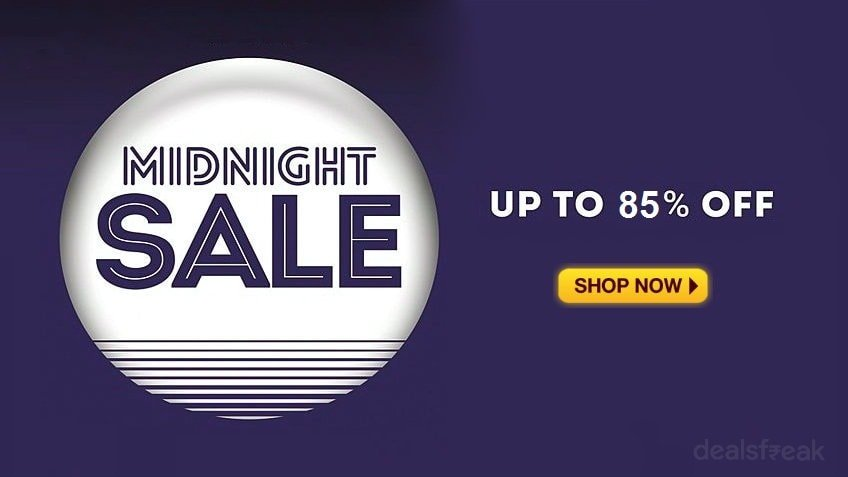 Midnight Sale