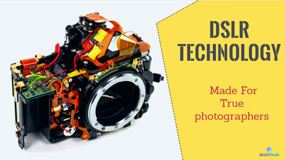 dslr technology india