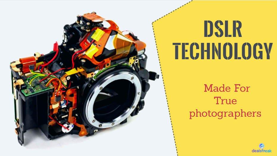 dslr technology india