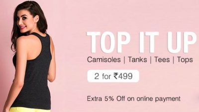 camisole offers
