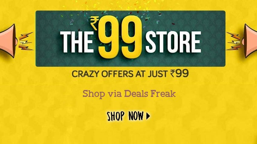 buy everything under Rs. 99
