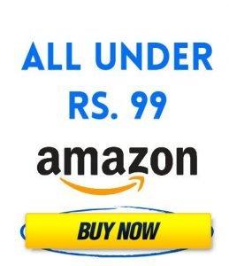 under rs. 99 amazon