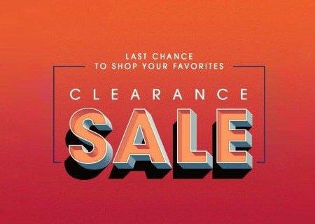 clearance sale nnnow