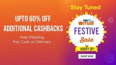 festive offers paytmmall