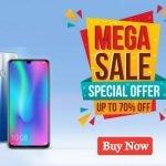 mobile sale, huge discounts