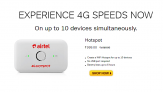 Airtel 4G WiFi Hotspot Data Device Price at Rs.999 Only in India