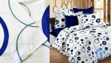 Story@Home Magic 152TC Cotton Double Bedsheet with 2 Pillow Covers