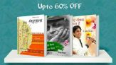 Amazon Book Store: Fiction, Biography, Poetry, Exam Books (Upto 60% OFF)