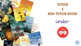 Fiction & Non-Fiction Books & Novels Online (Under Rs 99)