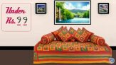 Buy Designer Cushion Covers Online (All Under Rs. 99)